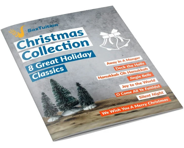 Saxophone Christmas Collection eBook