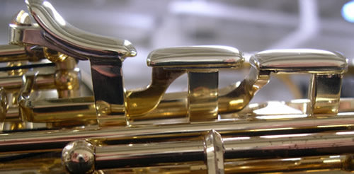 Saxophone Side Keys