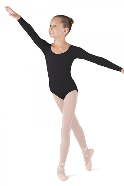 Best-Selling Bloch Long Sleeve Leotard - CL5609