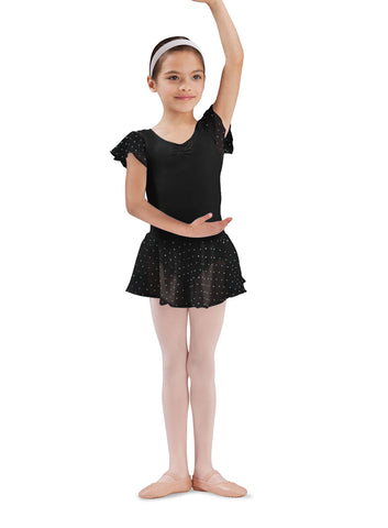 Bloch Georgette Sequin Skirt - BEST SELLER