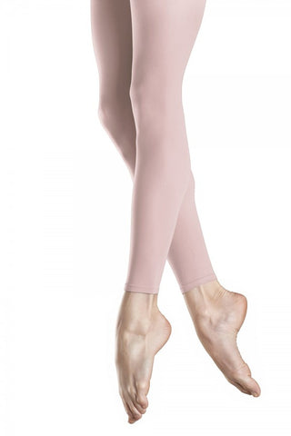 "Girls Bloch ""Endura"" Footless Tights"
