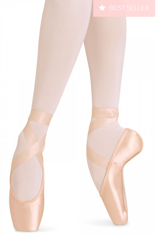 Bloch European Balance Pointe Shoes ES0160L