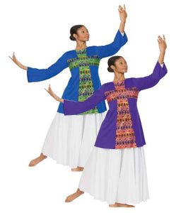Eurotard Joyful Praise Tunic- 63565