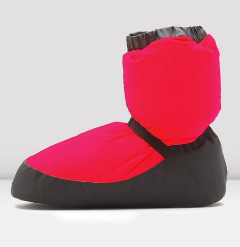 Bloch Dance Booties MEDIUM