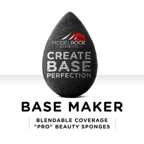 "MODELROCK BASE MAKER - Blendable Coverage ""Pro"" Beauty Sponge"