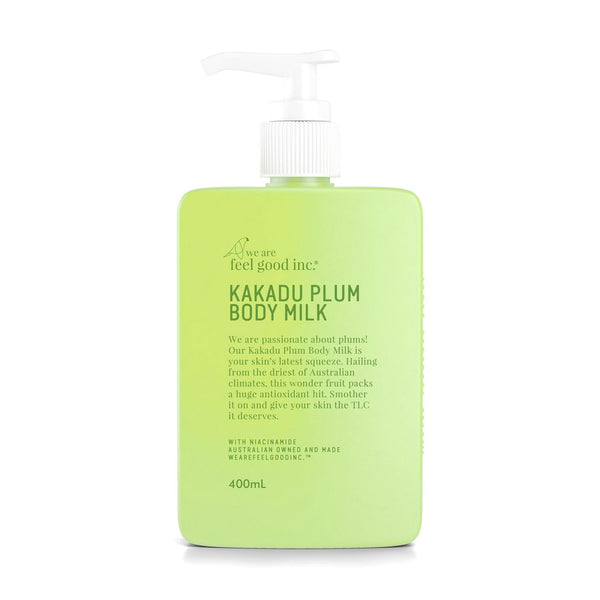 We are Feel Good Kakadu Plum Body Milk 400ml