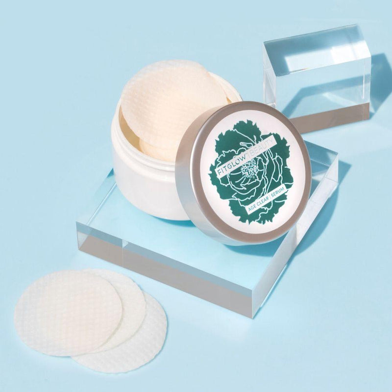 Fitglow Age Clear Serum Pads - CULT COSMETICA