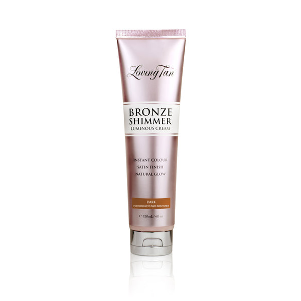 Loving Tan Bronze Shimmer Luminous Cream - CULT COSMETICA