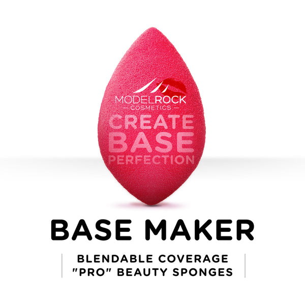Base Maker Blendable Coverage Pro Olive Beauty Sponge - CULT COSMETICA