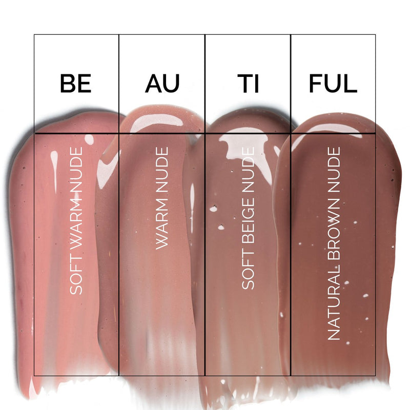 FitGlow Lip Serum Collectors Kit: Beautiful Edition