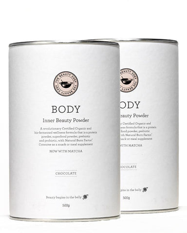 BODY INNER BEAUTY POWDER (2 x 500G PACK)