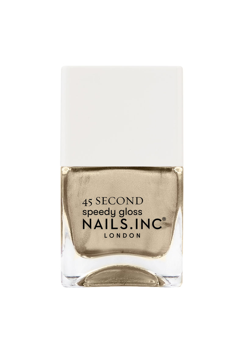 Nails Inc - 45 Sencond Speedy Gloss - Call Me In Covent Garden