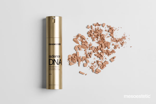 Mesoestetic Radiance DNA Intensive Cream - CULT COSMETICA