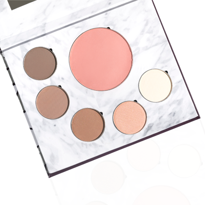 Fitglow Day + Night Makeup Palette - CULT COSMETICA
