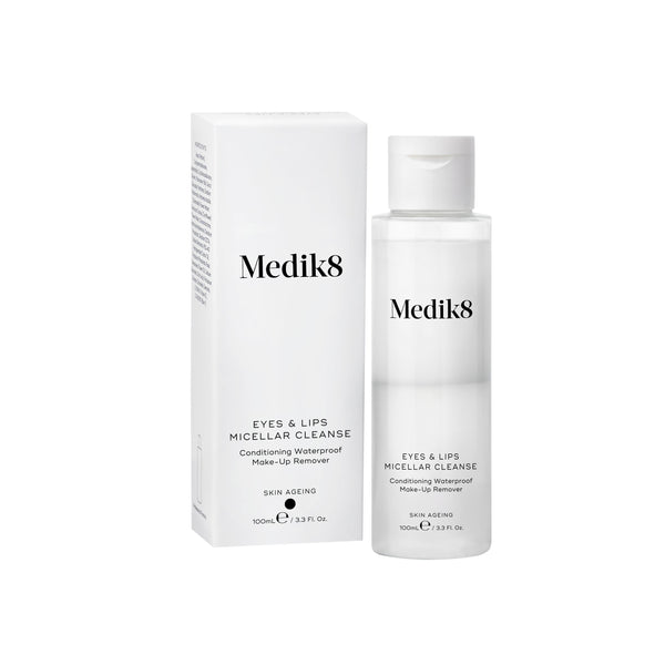 Medik8 Eyes & Lips Micellar Cleanse - CULT COSMETICA