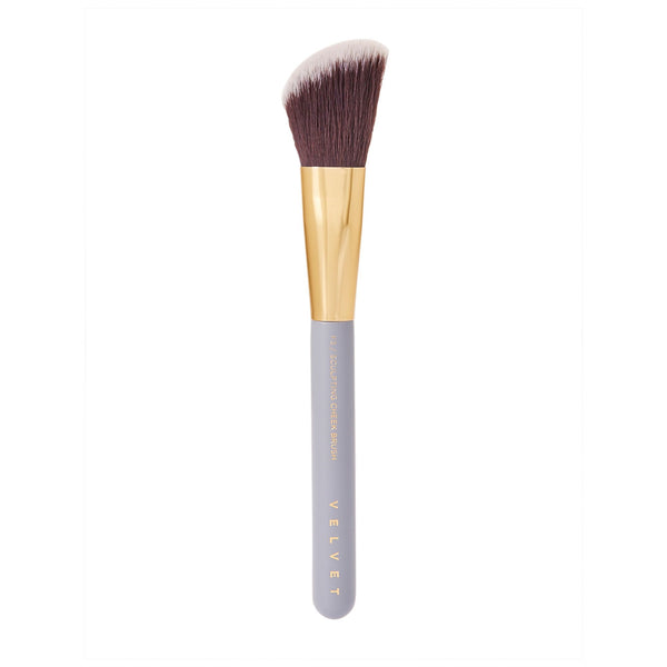 Velvet Concepts F3 Sculpting Cheek Brush - CULT COSMETICA