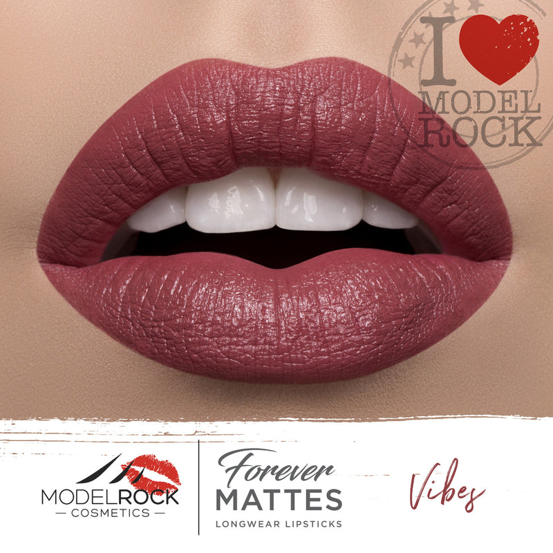 Modelrock Forever Matte Lipstick - CULT COSMETICA