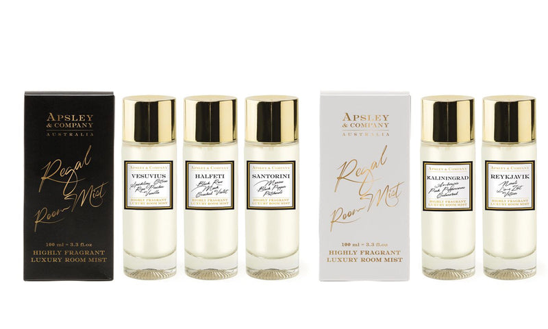 Apsley and Co. Luxury Room Mists