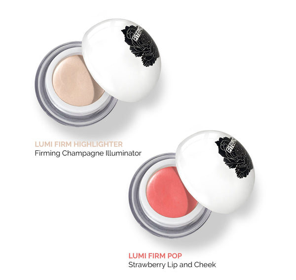 Fitglow Lumi Firm Duo - Pop + Illuminate - CULT COSMETICA