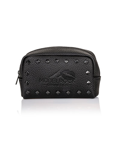 MODELROCK VEGAN Faux Leather Makeup Bag - Small