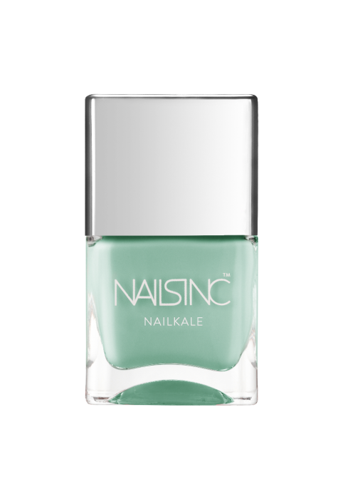 Nails Inc NailKale Royal Crescent Garden Nail Polish - CULT COSMETICA