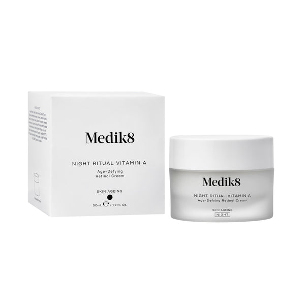 Medik8 Night Ritual Vitamin A - CULT COSMETICA