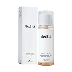Medik8 PRESS & GLOW™ Exfoliating PHA Tonic with Enzyme Activator