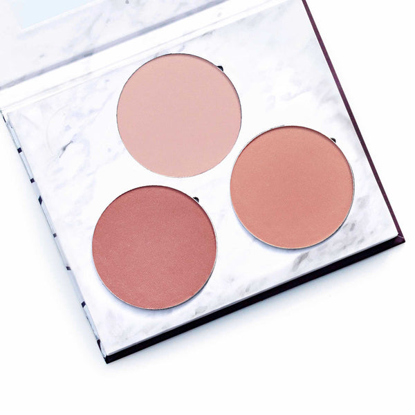 Fitglow Stillness Cheek Palette - CULT COSMETICA