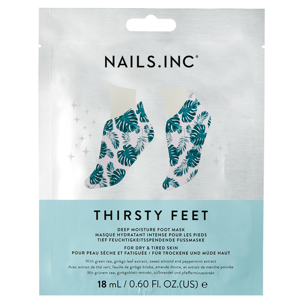 Nails Inc - Thirsty Feet Foot Mask