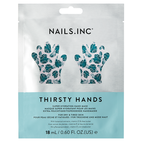 Nails Inc - Thirsty Hands Hand Mask