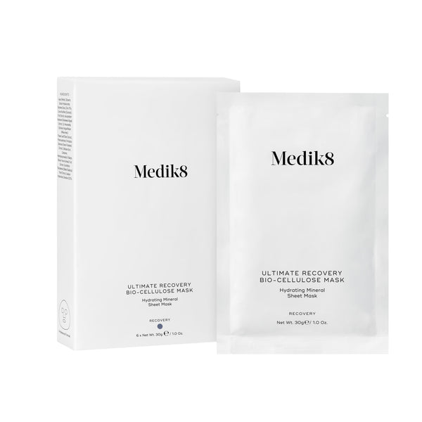 MEDIK8 Ultimate Recovery™ Bio-Cellulose Mask 6 Masks - CULT COSMETICA