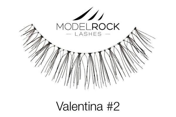 Modelrock Lashes Bridal Collection - Valentina 2 - CULT COSMETICA