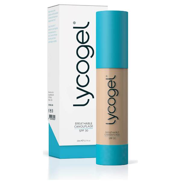 Lycogel Breathable Camouflage - CULT COSMETICA
