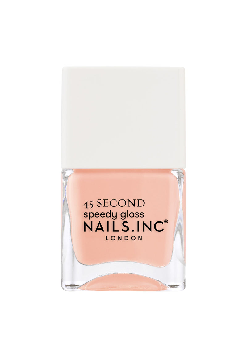 Nails Inc - 45 Second Speedy Gloss - Cruising In Carnaby Street