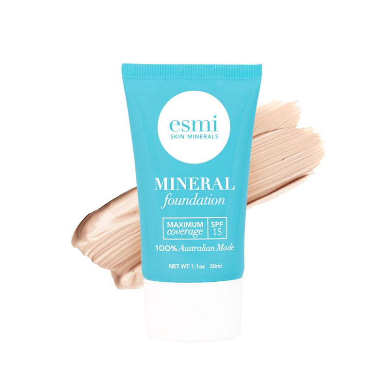 Esmi Liquid Mineral Foundation - CULT COSMETICA
