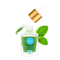 esmi Skin Minerals Anti-Redness Minty Green Smoothie Serum - CULT COSMETICA