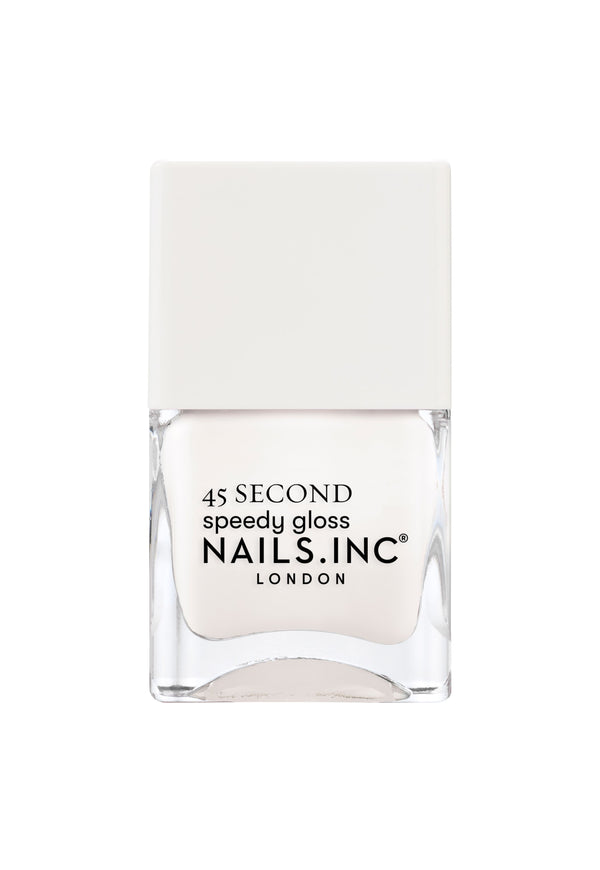 Nails Inc - 45 Second Speedy Gloss - Find Me In Fulham