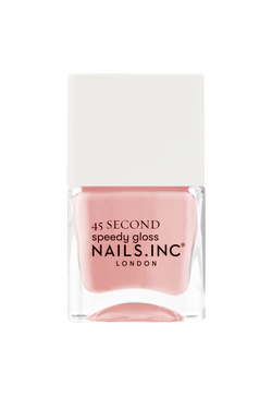 Nails Inc - 45 Second Speedy Gloss - Fly By At Victoria