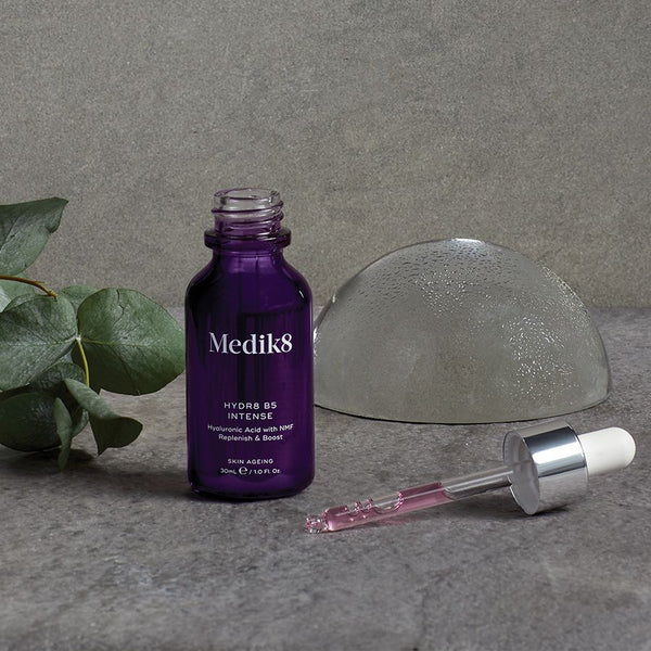 Medik8 Hydr8 B5 Intense Serum - Hyaluronic Acid with NMF Replenish & Boost - CULT COSMETICA