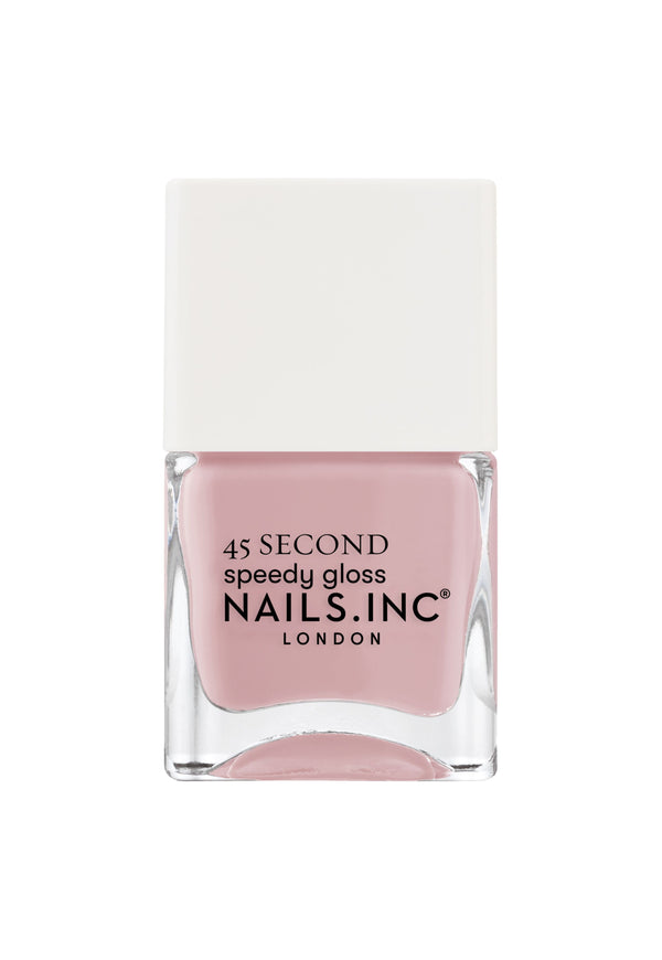 Nails Inc - 45 Second Speedy Gloss - Kings Cross Keeps Cool