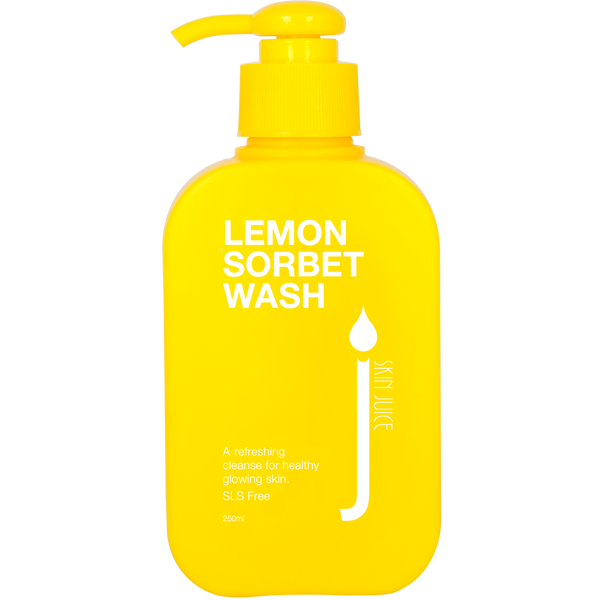 Skin Juice Lemon Sorbet Body Wash - CULT COSMETICA