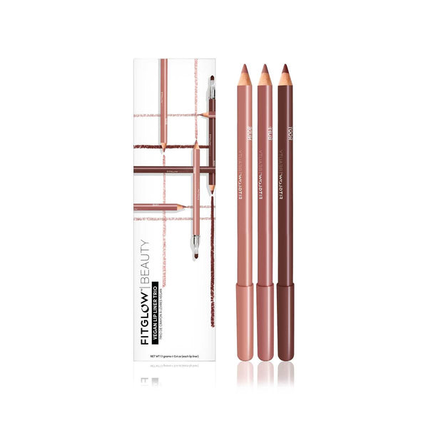 FITGLOW VEGAN LIP LINER TRIO