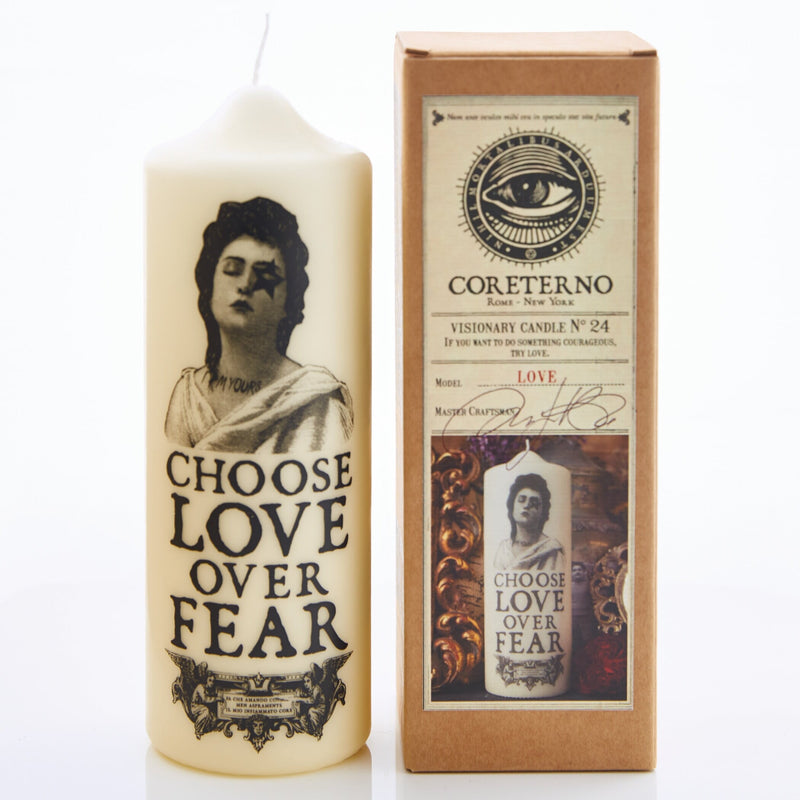 Coreterno Visionary Pillar Candles