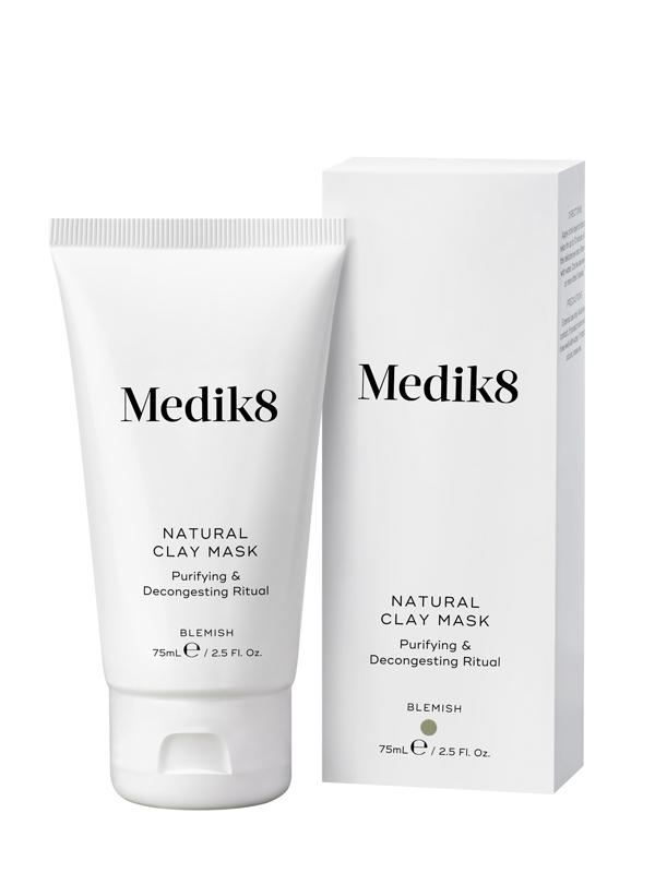 Medik8 Natural Clay Mask™ - CULT COSMETICA