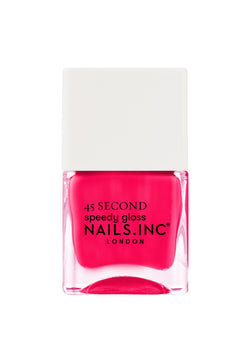 Nails Inc - 45 Second Speedy Gloss - No Bad Days In Notting Hill
