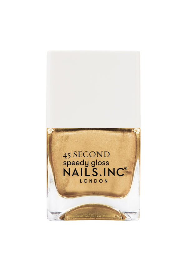 Nails Inc - 45 Sencond Speedy Gloss - Show Up In Shoreditch