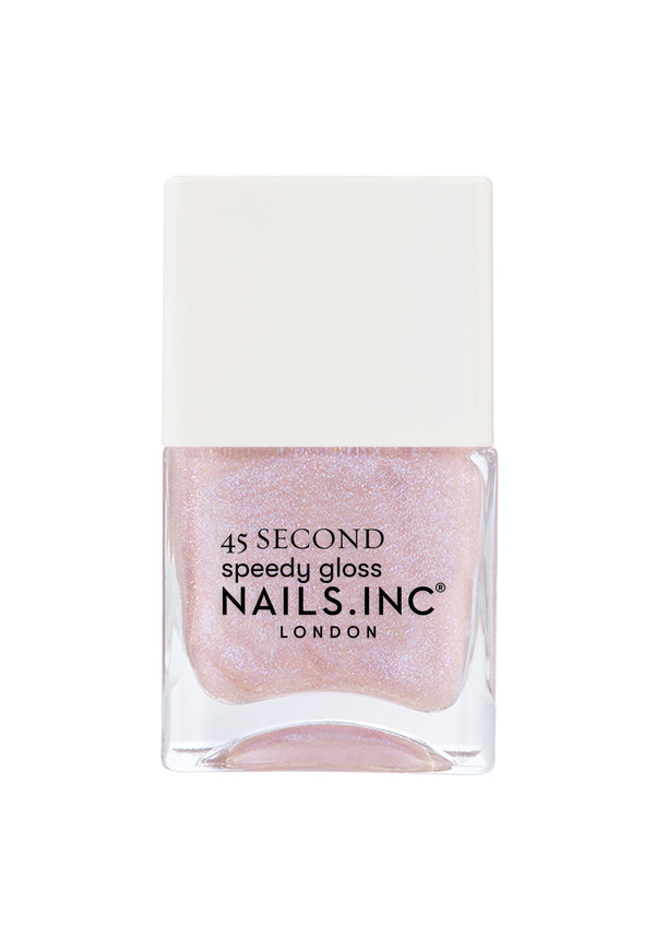 Nails Inc - 45 Second Speedy Gloss - Starring Me In Soho