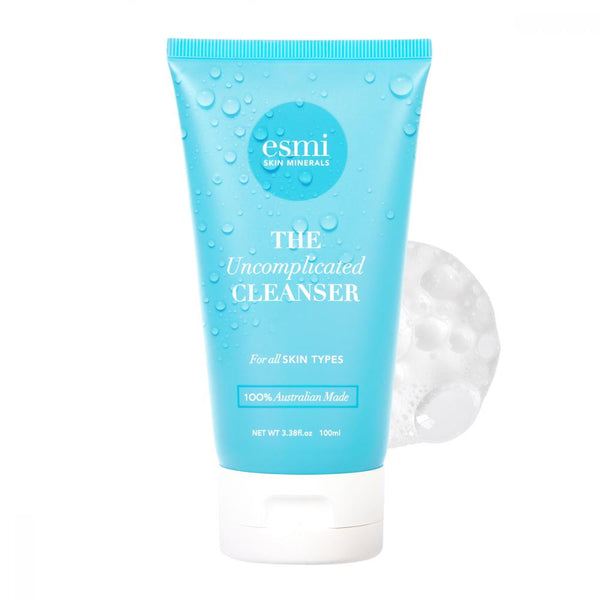Esmi The Uncomplicated Cleanser 100ml - CULT COSMETICA