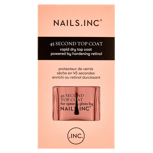 Nails Inc - 45 Second Top Coat Treatment