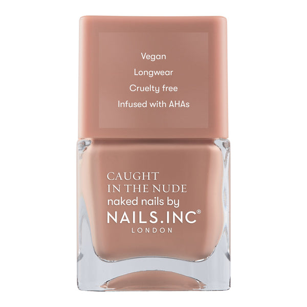 Nails Inc - Caught in the Nude Turks and Caicos Beach